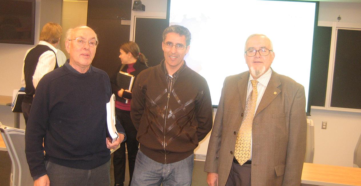 dr  farid chaouki